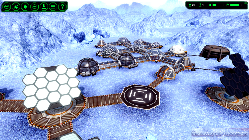 Planetbase PC Game Setup Free Download