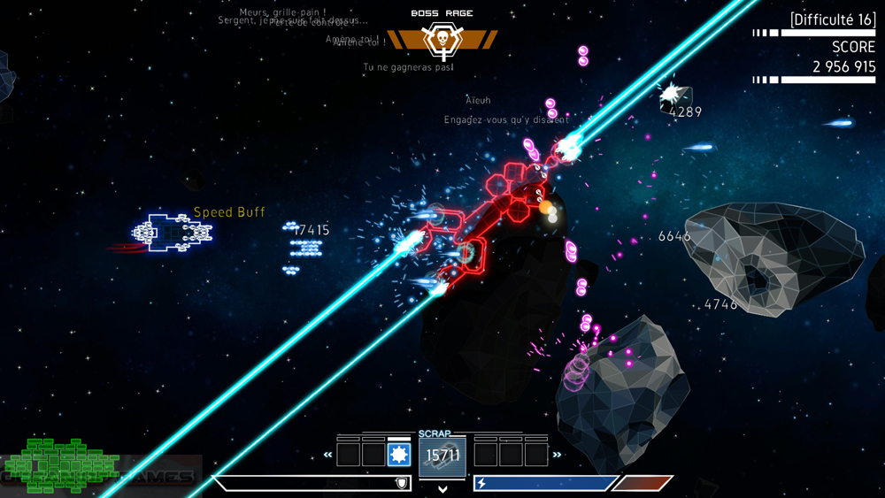 Psycho Starship Rampage Setup Free Download