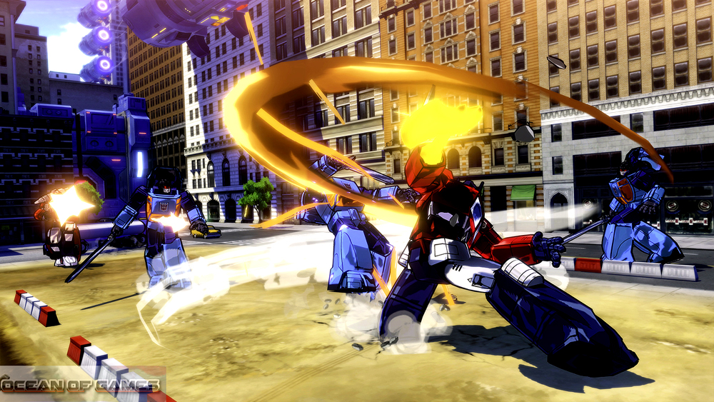 TRANSFORMERS Devastation Download For Free