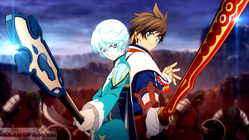 Tales of Zestiria Features