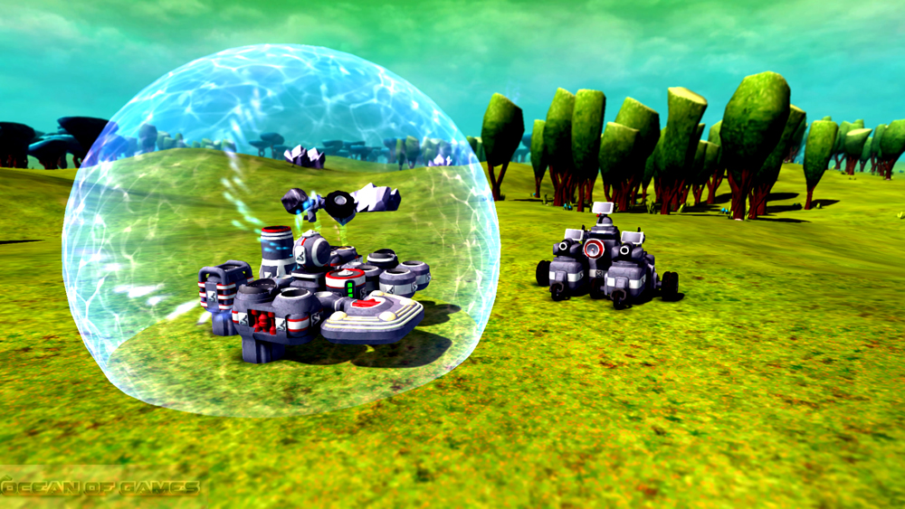 TerraTech Features