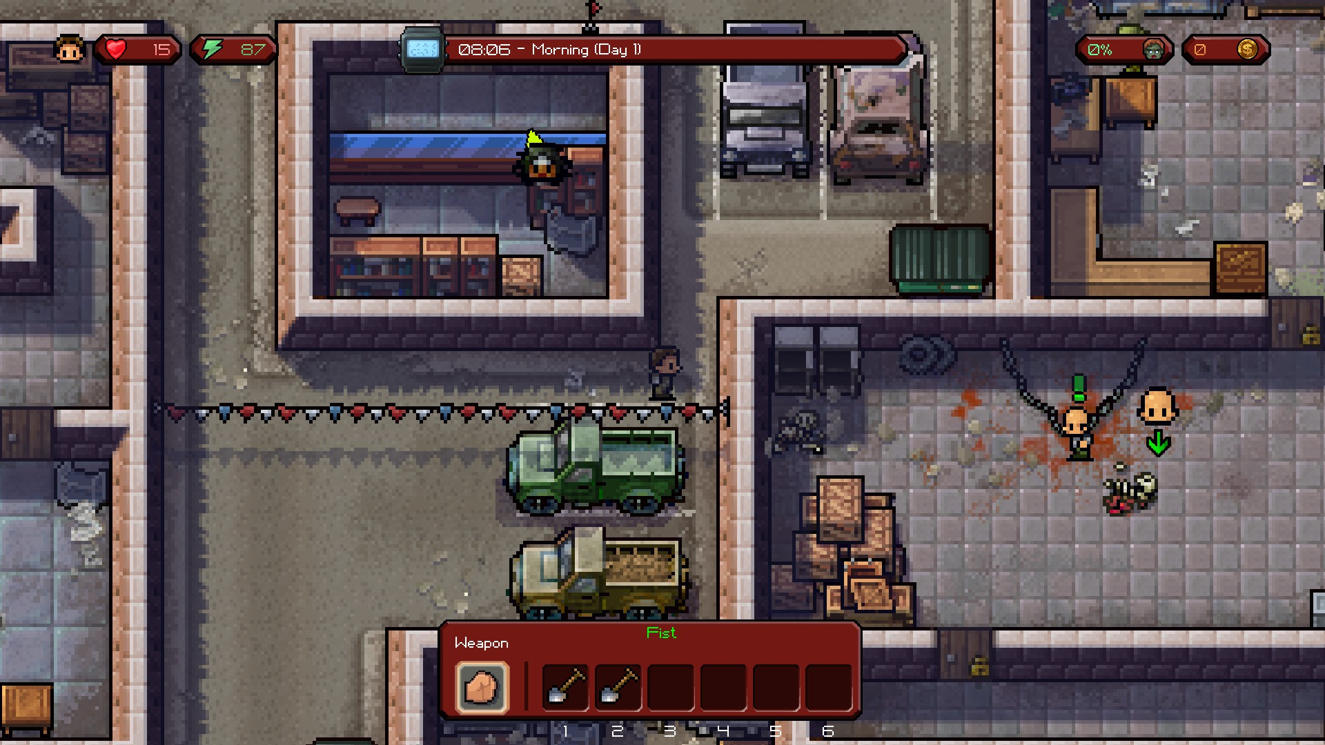 The Escapists The Walking Dead Free Download - Ocean Of Games