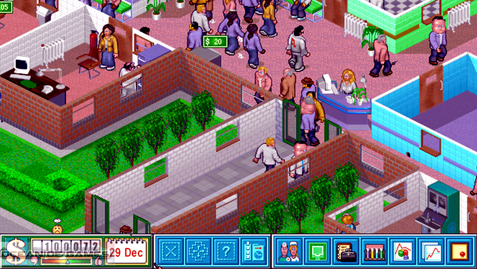 Theme Hospital Setup Download For Free