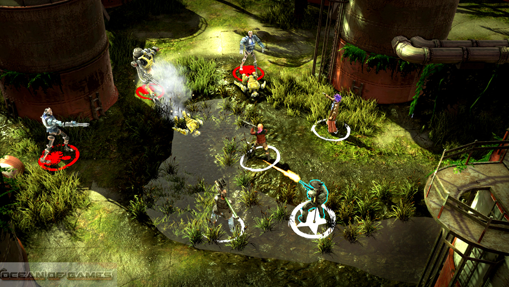 Wasteland 2 Directors Cut Setup Download For Free