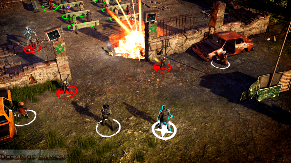 Wasteland 2 Directors Cut Setup Free Download