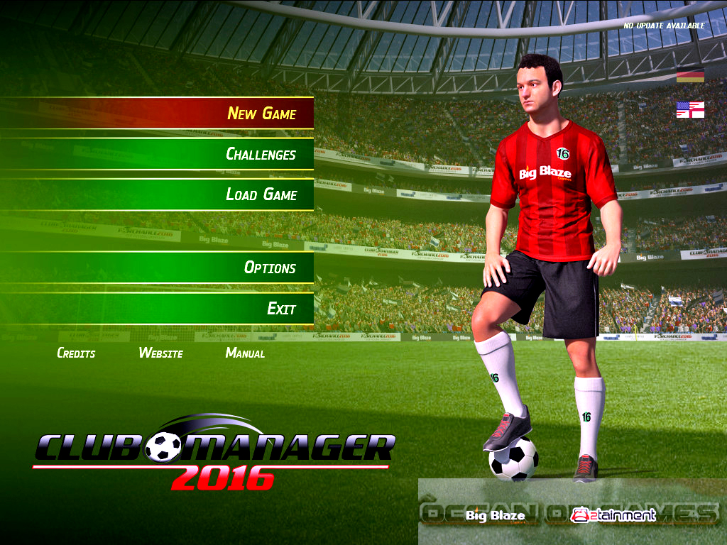 Club Manager 2016 Setup Free Download