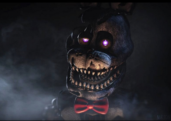 Five Nights at Freddys Halloween Features