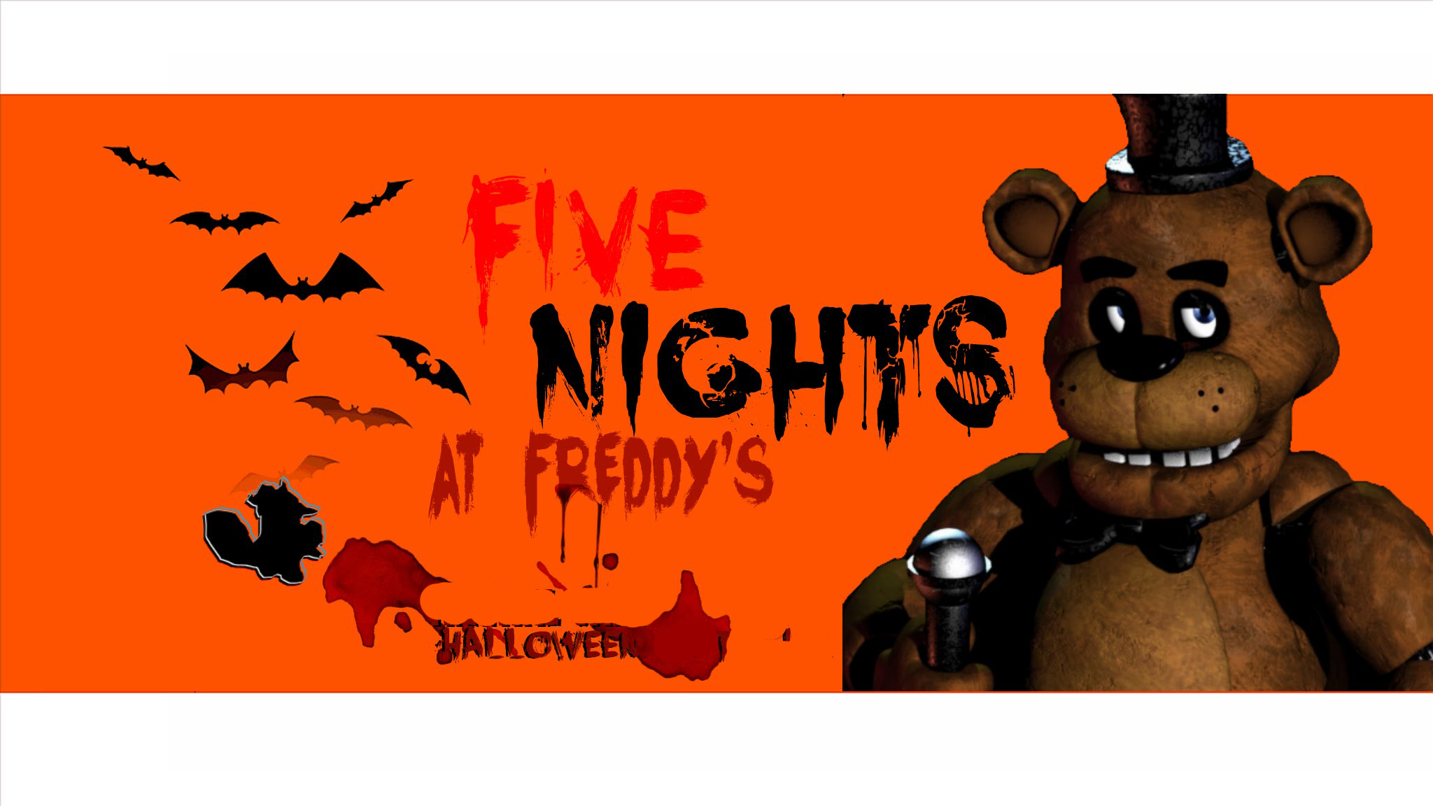 Ocean Of Games » Five Nights at Freddys Halloween Free Download