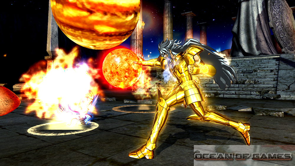 Saint Seiya Soldiers Soul Setup Download For Free