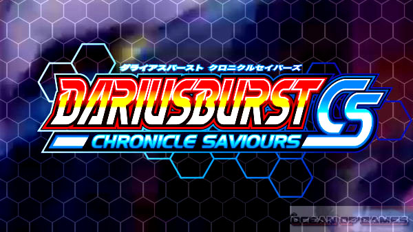 DARIUSBURST Chronicle Saviours Free Download