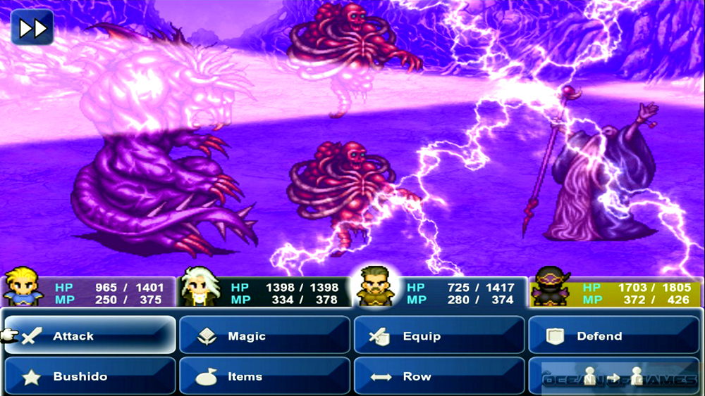 Final Fantasy VI Setup Free Download
