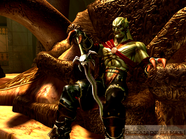 Legacy of Kain Complete Pack Setup Free Download