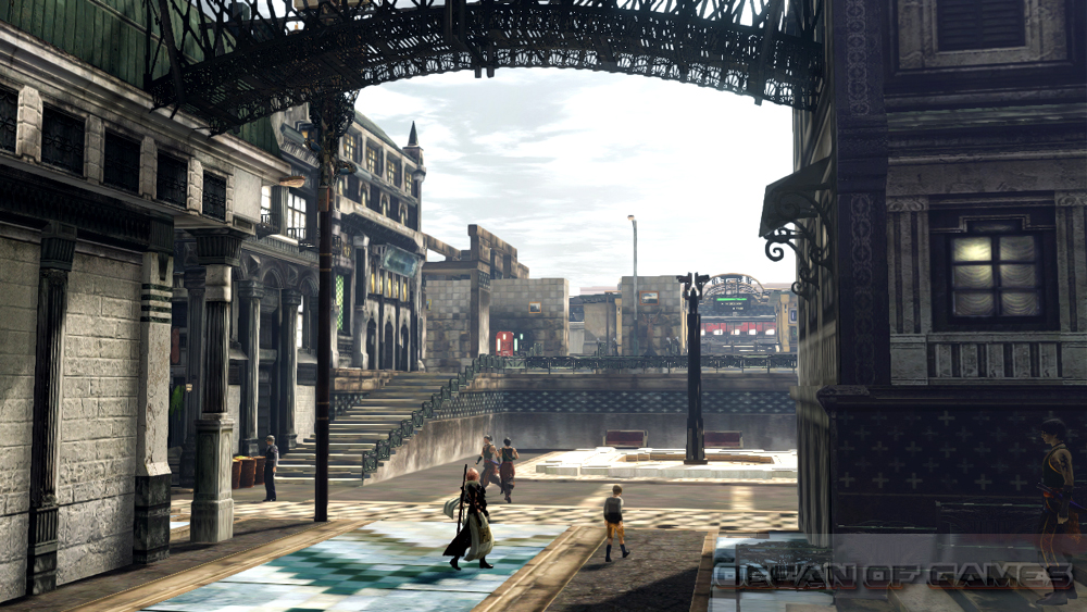 Lightning Returns Final Fantasy XIII Setup Free Download