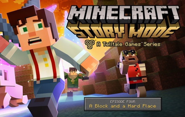 Minecraft Story Mode Episode 4 Free Download
