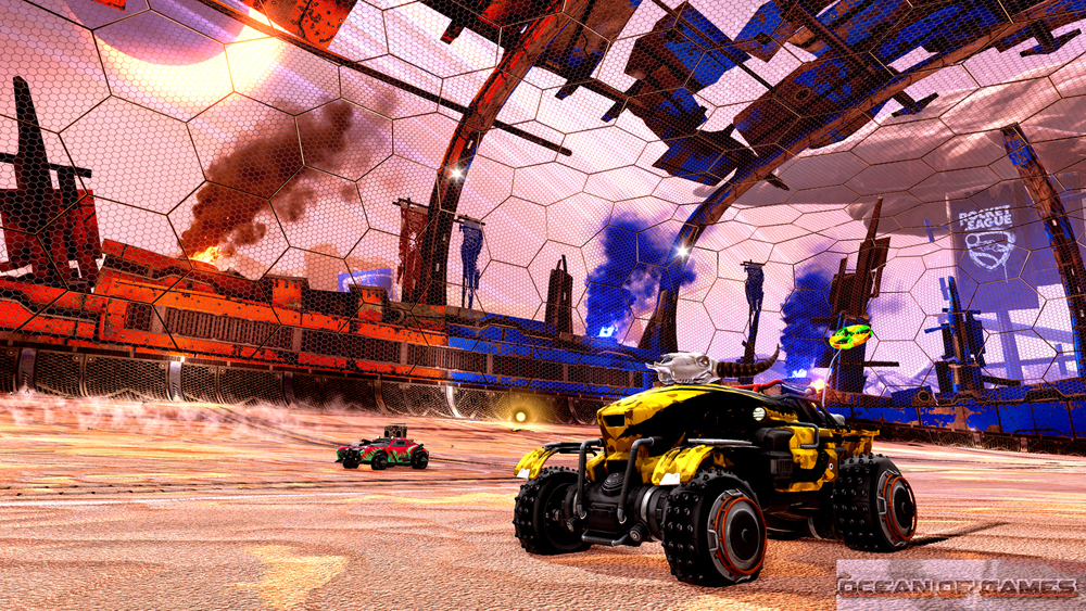 Rocket League Chaos Run Download For Free