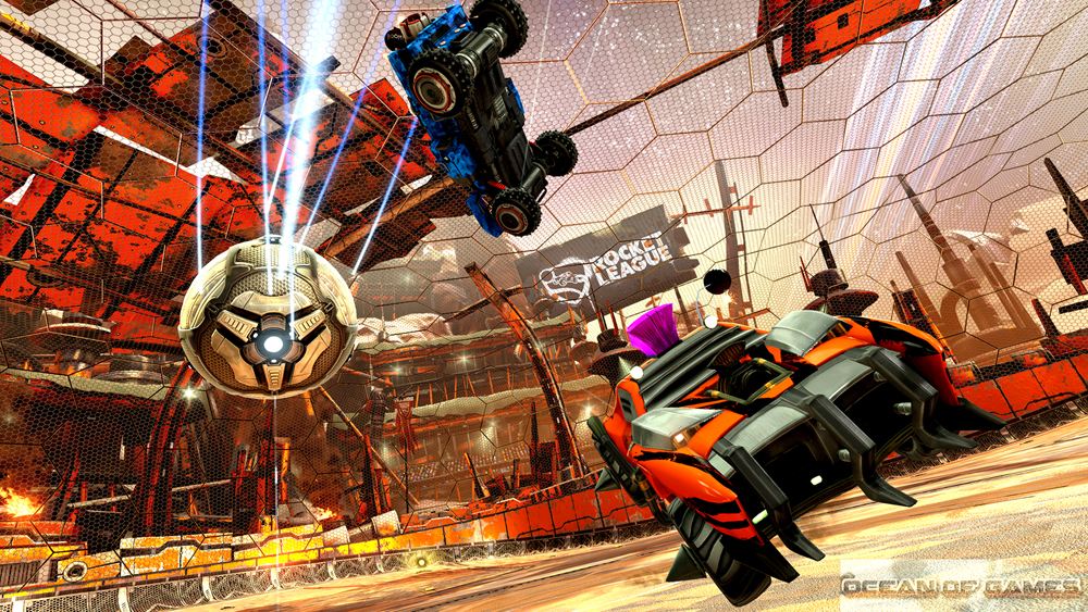 Rocket League Chaos Run Setup Free Download