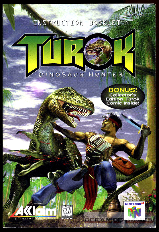 Turok PC Game 2015 Overview