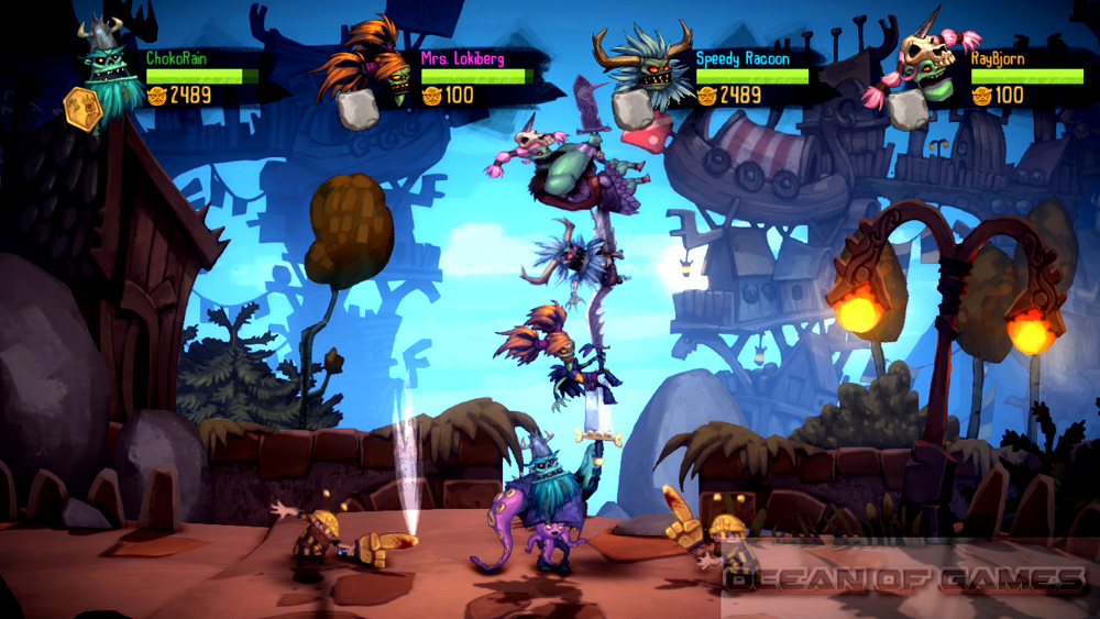 Zombie Vikings Setup Free Download