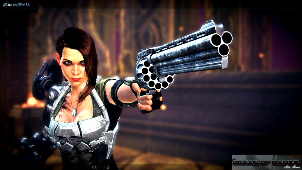 Bombshell PC Game Download For Free