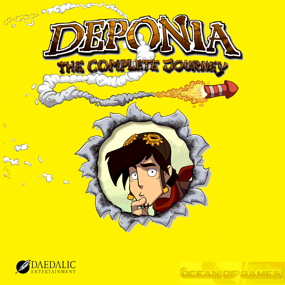 Deponia The Complete Journey Free Download