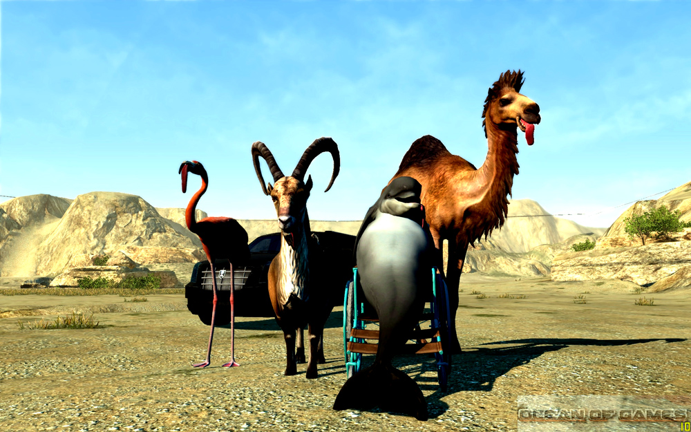goat simulator apk full free download