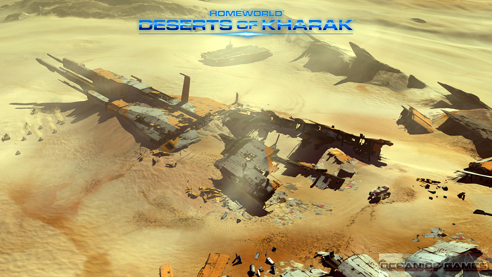 Homeworld Deserts of Kharak Download For Free