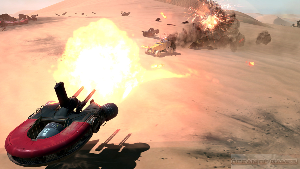 Homeworld Deserts of Kharak Setup Free Download