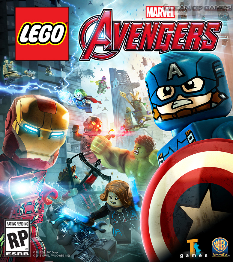 ocean of games lego marvel