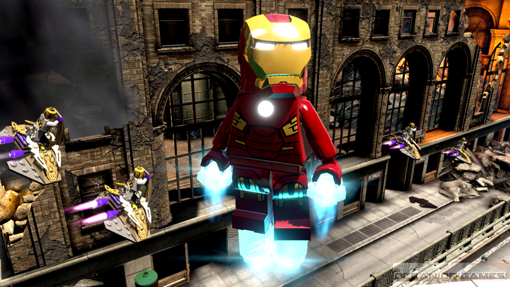 LEGO MARVEL Avengers Setup Free Download