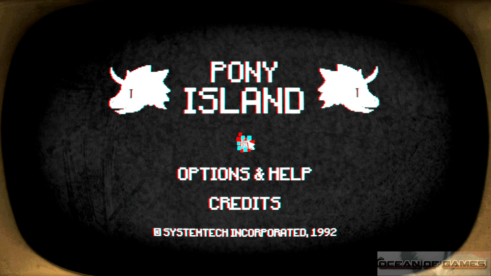 Pony Island Setup Free Download