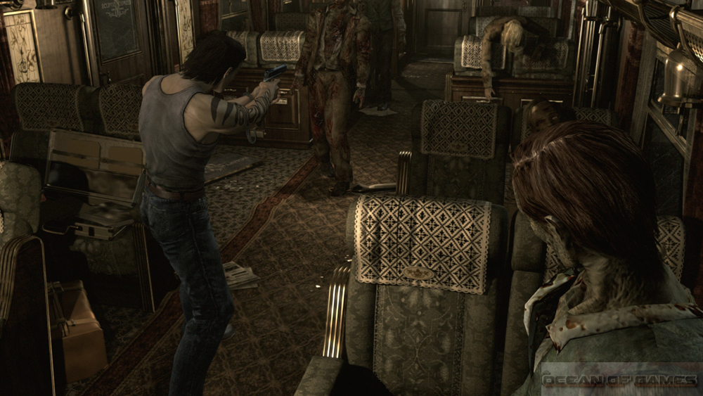 Resident Evil Zero HD Remaster Download For Free