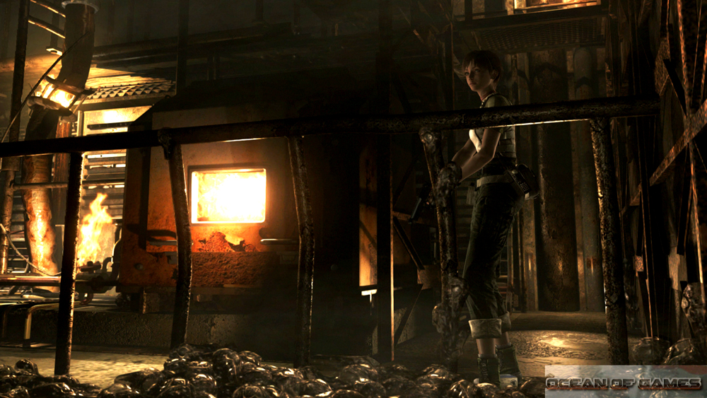 Resident Evil Zero HD Remaster Setup Download For Free