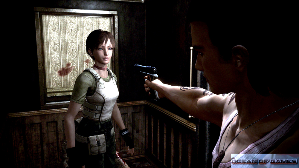 Resident Evil Zero HD Remaster Setup Free Download