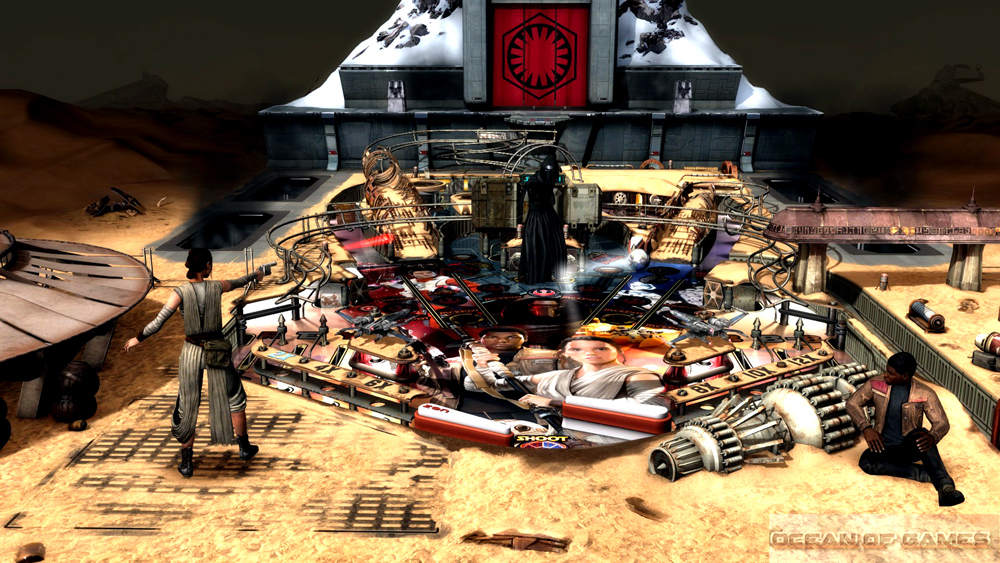 Star Wars Pinball The Force Awakens Download For Free