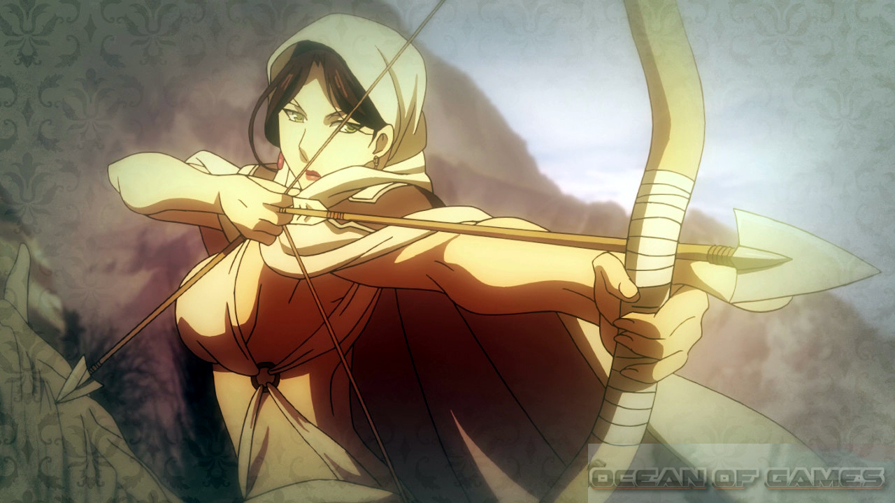 ARSLAN THE WARRIORS OF LEGEND Setup Free Download