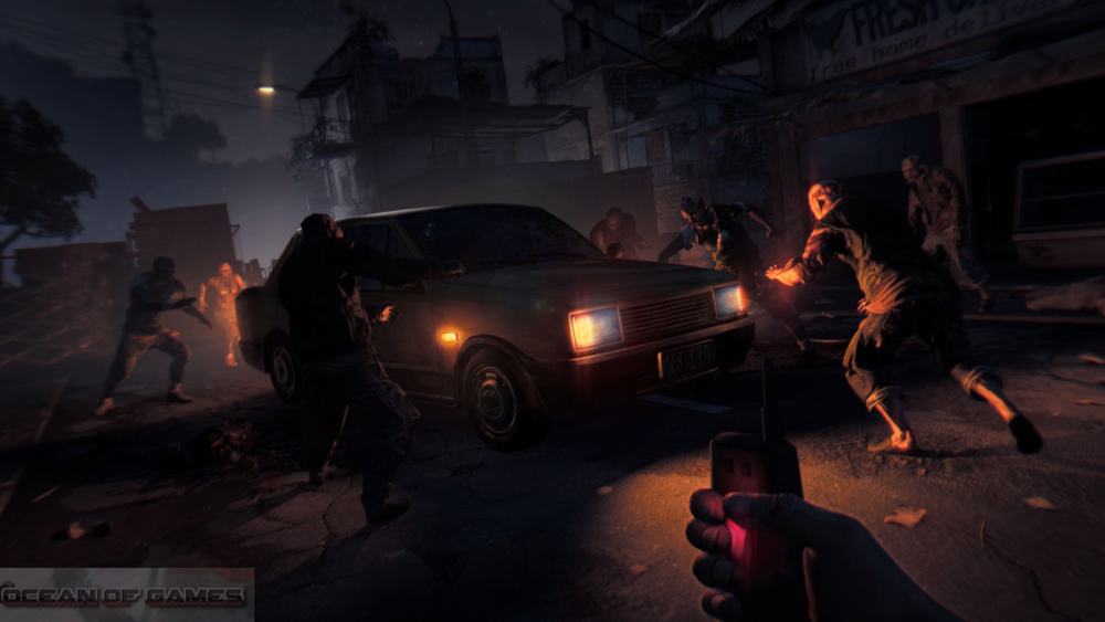 Dying Light The Following Enhanced Edition Setup Download For Free