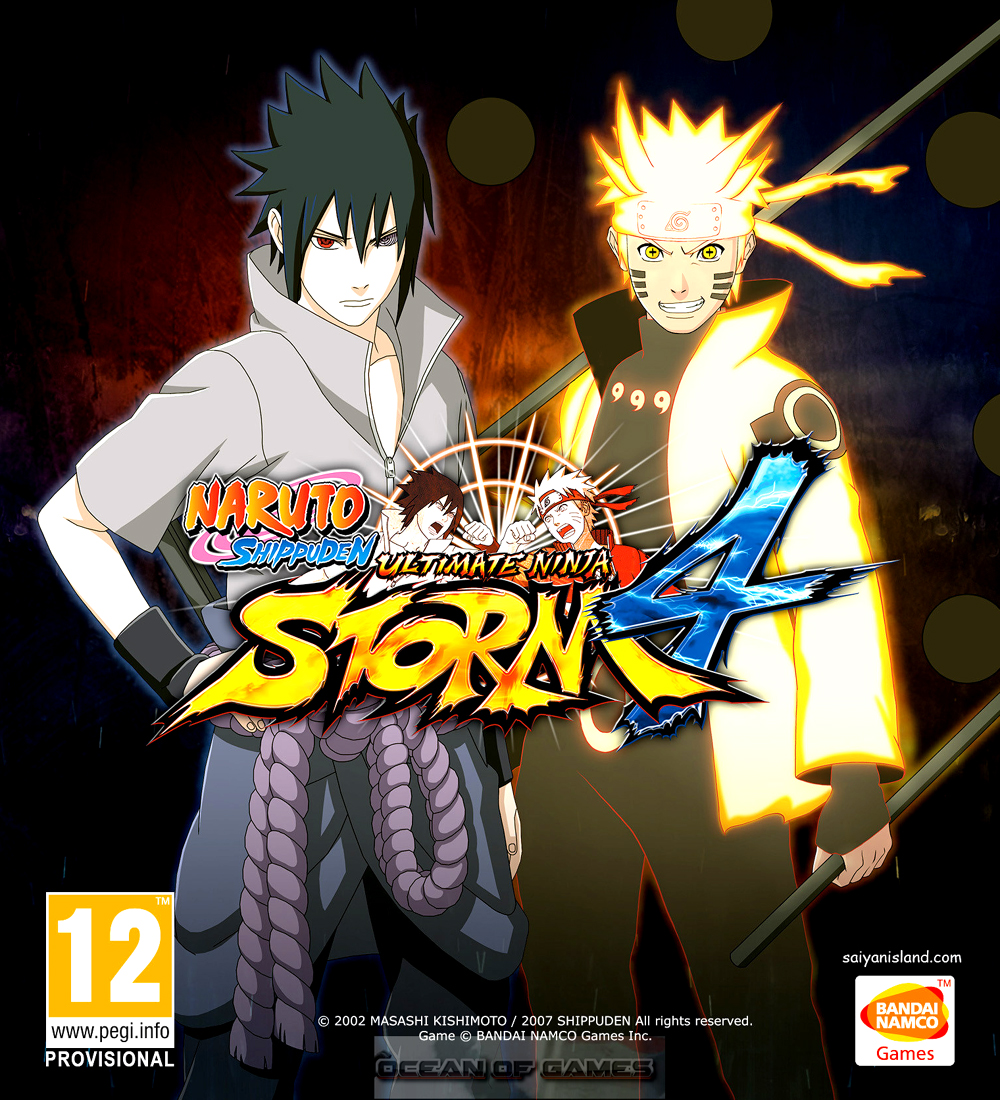 NARUTO SHIPPUDEN Ultimate Ninja STORM 4 Full Game