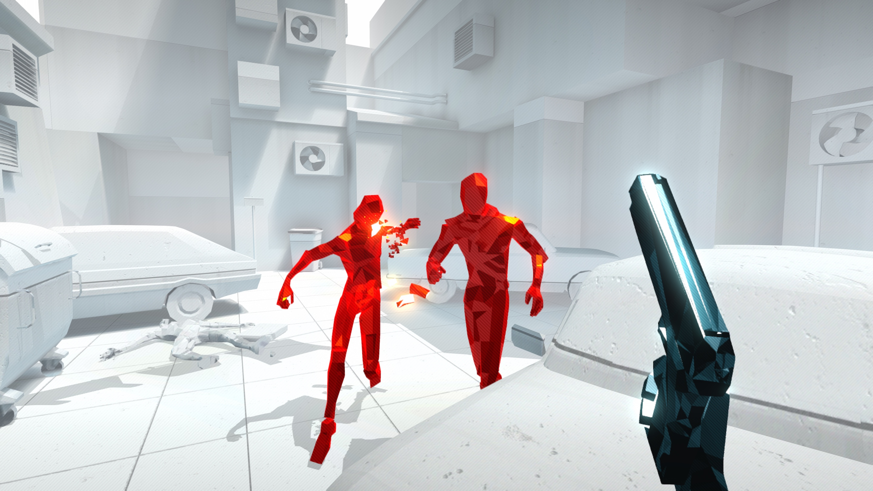 SUPERHOT PC Game Download For Free