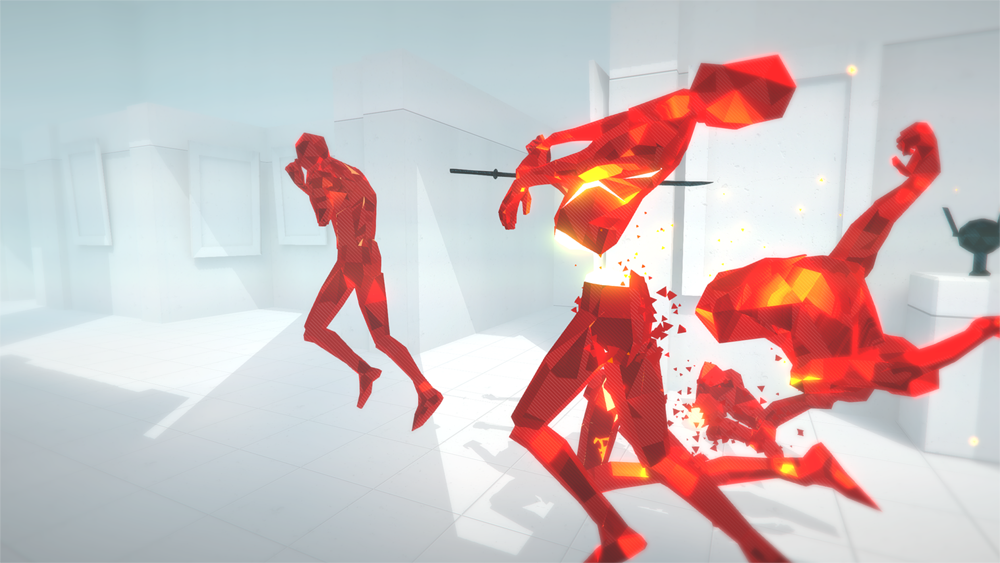 SUPERHOT PC Game Setup Free Download