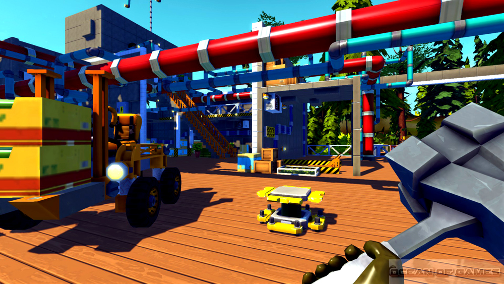Scrap Mechanic Setup Free Download