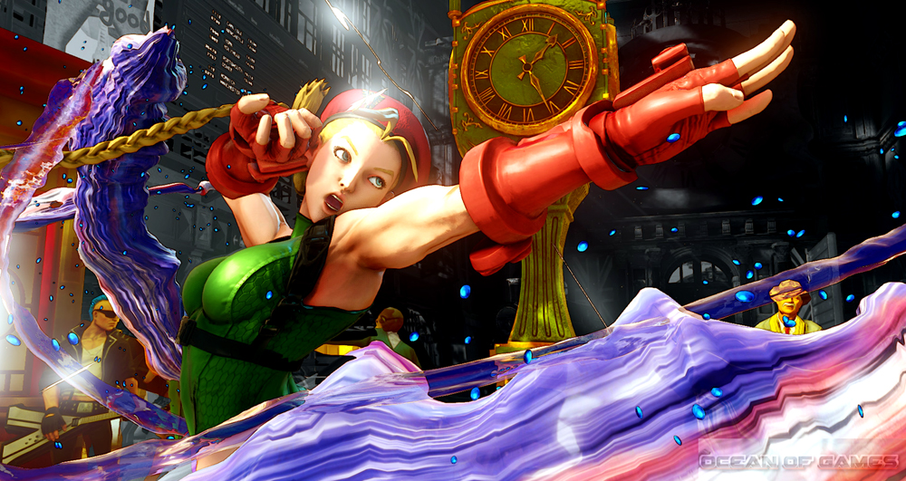 Street Fighter V Download For Free