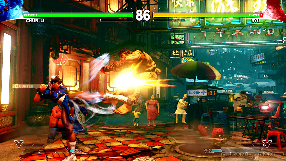 how to download street fighter x tekken for pc