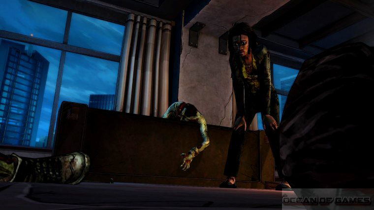The Walking Dead Michonne Episode 1 Setup Free Download
