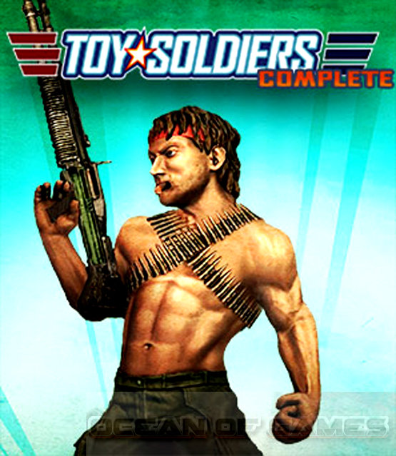 Toy Soldiers Complete Free Download