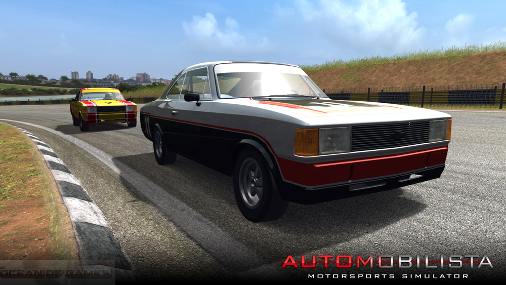 Automobilista PC Game Features