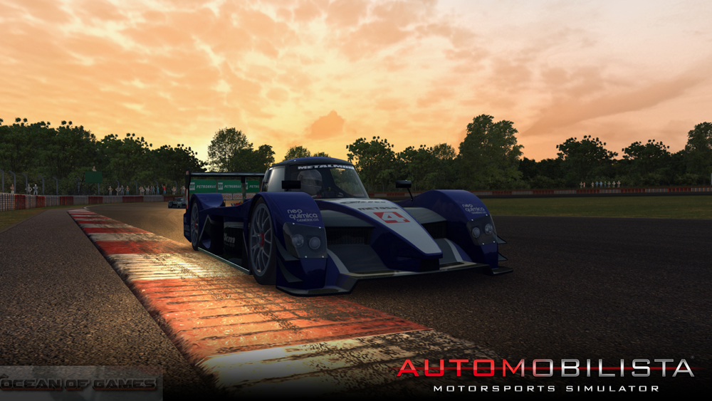 Automobilista PC Game Setup Download For Free