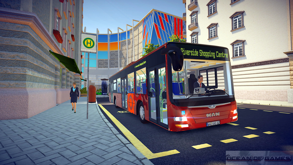 free bus simulator