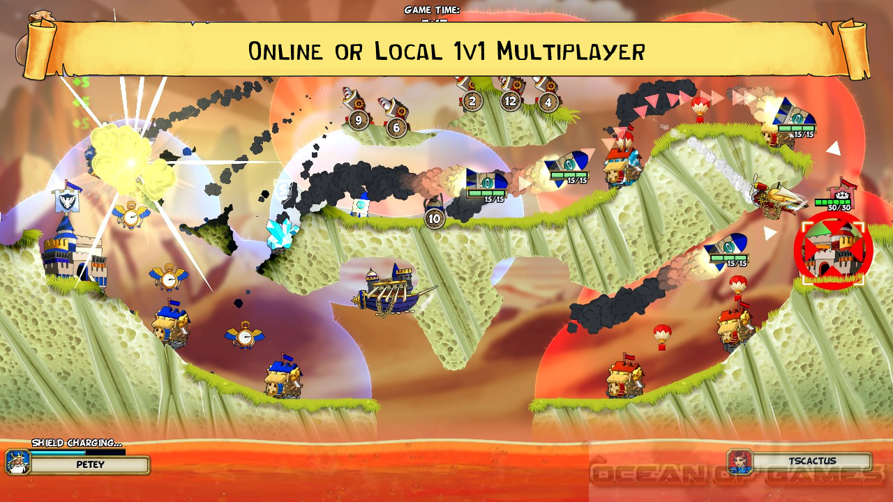 Cannon Brawl Setup Download For Free