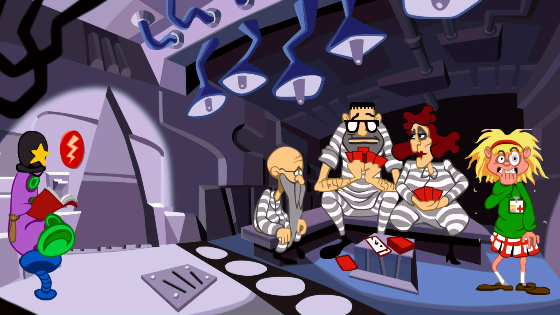 Day of the Tentacle Remastered Setup Free Download