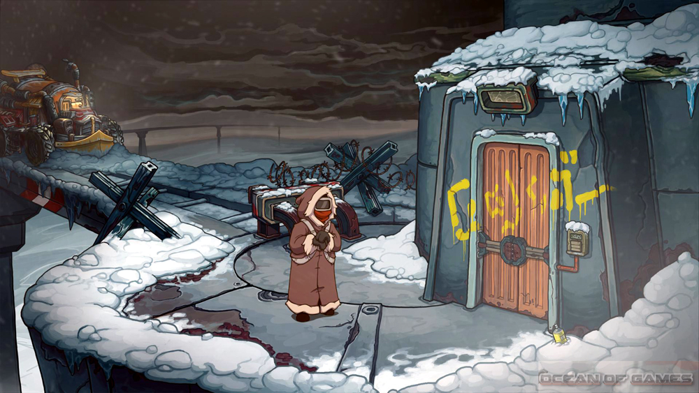 Deponia Doomsday Features